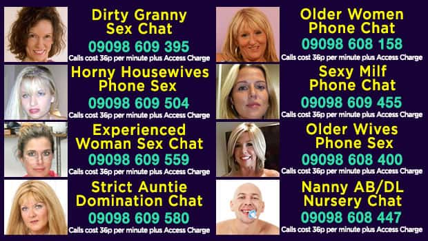 Best MATURE 36p Phone Sex Chat